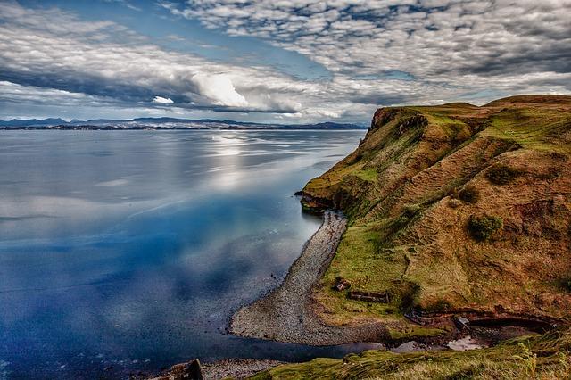 Najlepsze plaże w Szkocji
